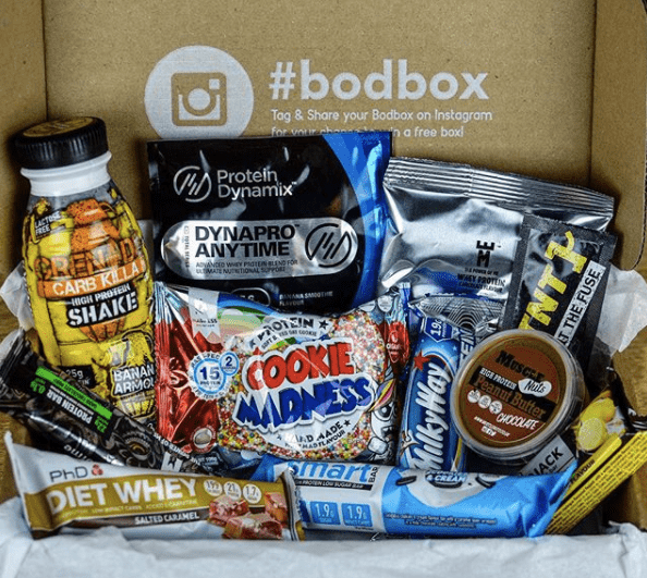 Supplement Box: SupsBoxReview