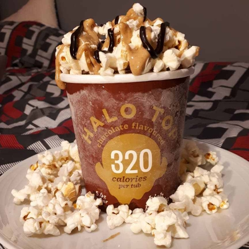 chocolate halo top