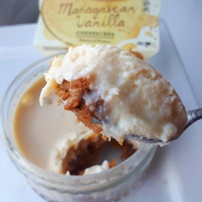 Oppo Vanilla Cheesecake